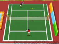 Twisted Tennis screenshot
